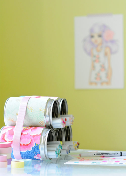 DIY Wallpaper Projects