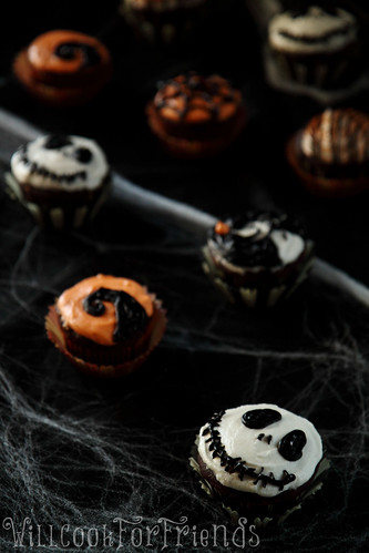 Nightmare Before Christmas Cupcakes, 2/4