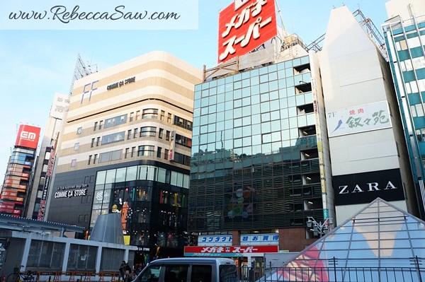 Japan day 1 - Shibuya & Harajuku  (55)