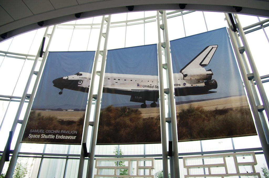 California Science Center: Endeavor