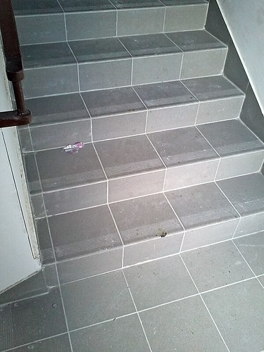 Так убирает лестницу Комфорт-М
