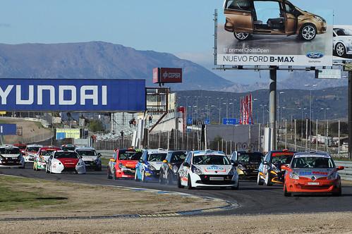 Campeonato CER 2012  Circuito del Jarama- Archivo