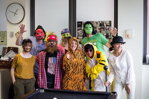 Envato Halloween 2012