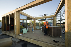 <p>Ecolar / Solar Decathlon Europe 2012 / I+D+Art</p>