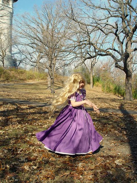 Dancing Rapunzel 2