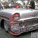 56 Bel-Air with Retrosound Zuma Radio (Chop Cut Rebuild)