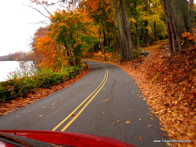 Scenic Byway to View the Fall Foliage
