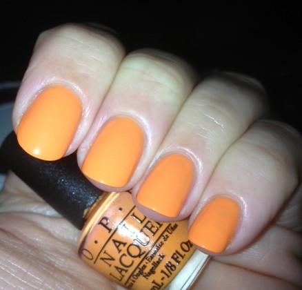 OPI Hi, Pumpkin!