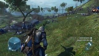 Assassins Creed III Video Review (XBOX 360 , PLAYSTATION 3 PC, WII U) . Assassin's Creed III screenshots