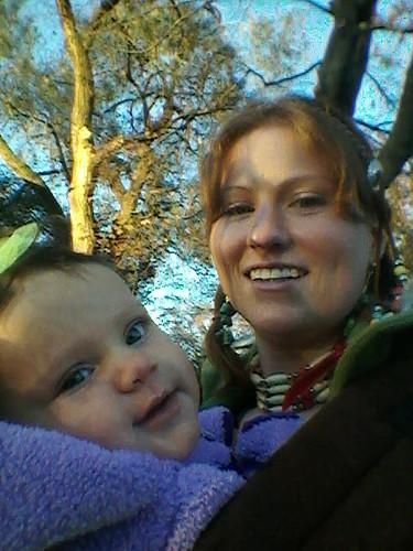 Mommy and Poppy