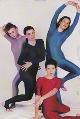 "Glendale Community College Dance, ""Creating Connections"" 1997"