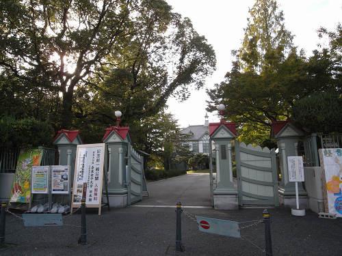 奈良女子大「記念館」一般公開-01