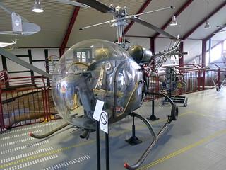 Bell 47 G2 Sioux