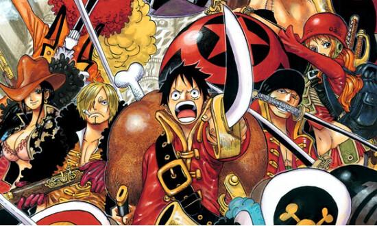 One Piece Film Z: Volume 1000 para os Primeiros Fãs!