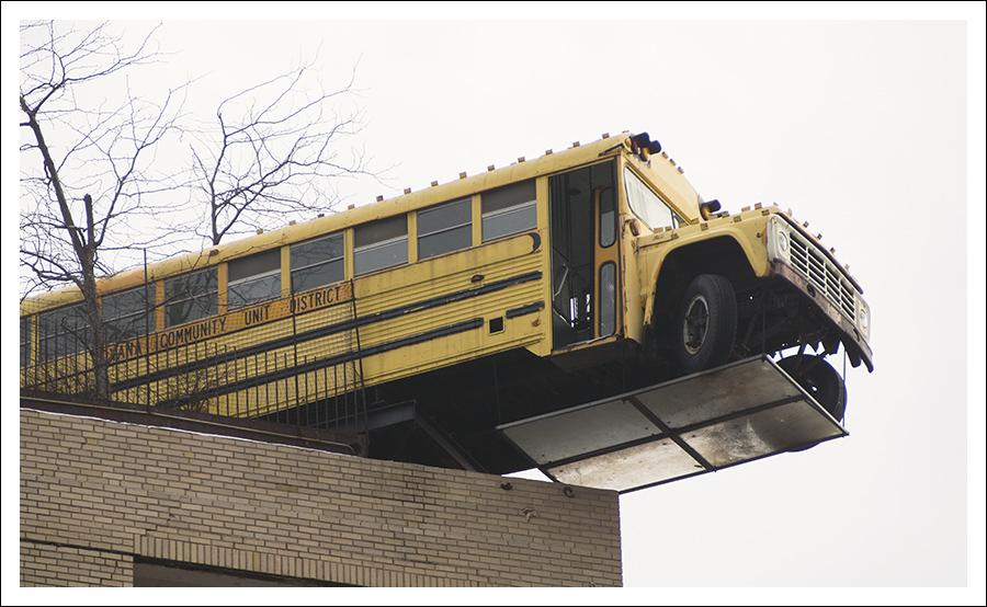 Bus Plunge