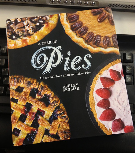 A Year of Pies by Ashley English