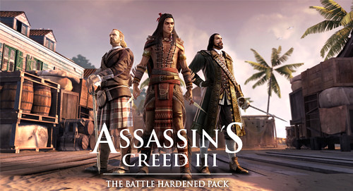 Assassin's Creed 3 First Multiplayer DLC Pack Coming Soon