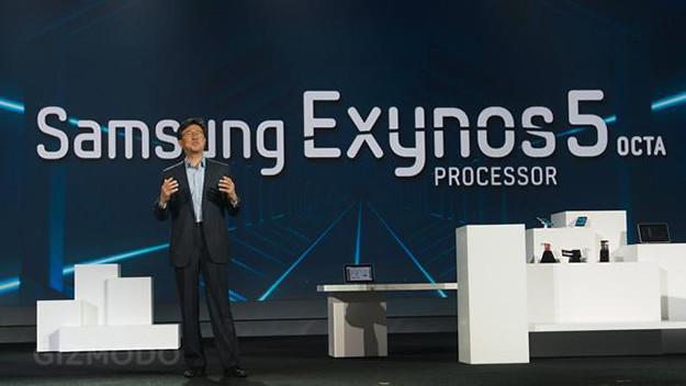 Samsung Exynos 5 Octa — CES 2013