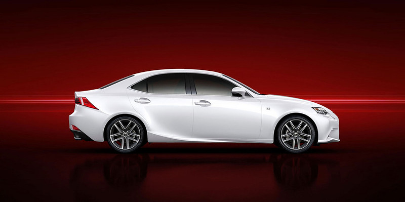2014 Lexus IS SIDE