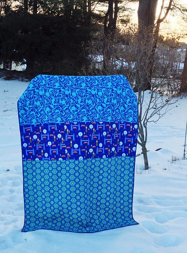sissy's jack attack quilt!