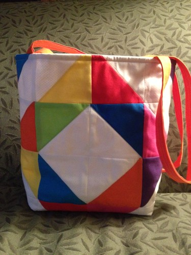 Square in a Square in a Square Bag