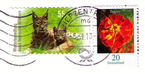 GermanLynxStamp
