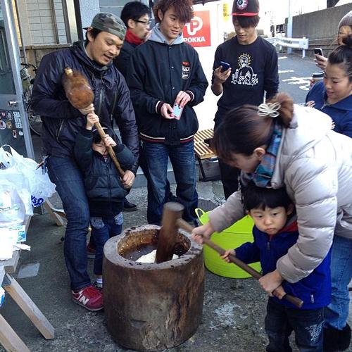 寒ブリで乾杯!美味しい新年会2013!!