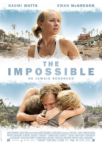 The Impossible (2012) is Impossible to Sit Through - Cinema