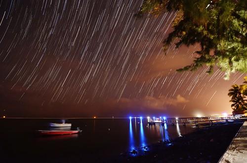 les night island la nikon ile tokina nuit f28 startrails bains etang 1116mm d7000 réunion salé