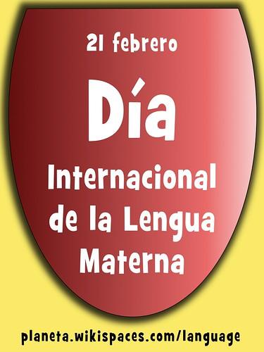 Saca tu lengua. 21 Febrero es el Dia Internacional de la Lengua Materna @IndigenousTweet