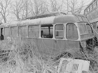 Ben Jordans scrapyard, Coltishall 1983 (c) Colin Apps