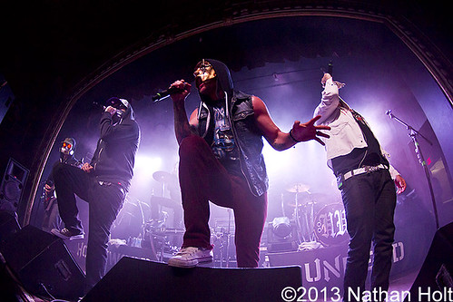 Hollywood Undead - 01-16-13 - Saint Andrews Hall, Detroit, MI