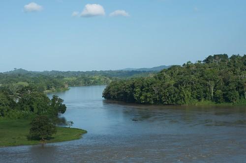 Kayaking Rio San Juan
