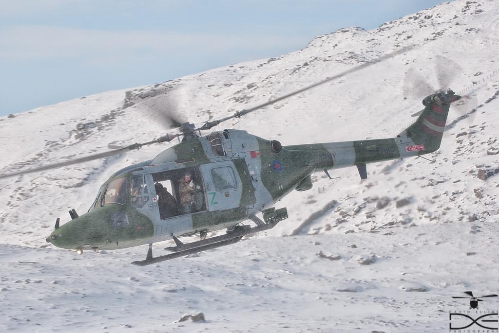 Westland Lynx AH.7 - XZ182