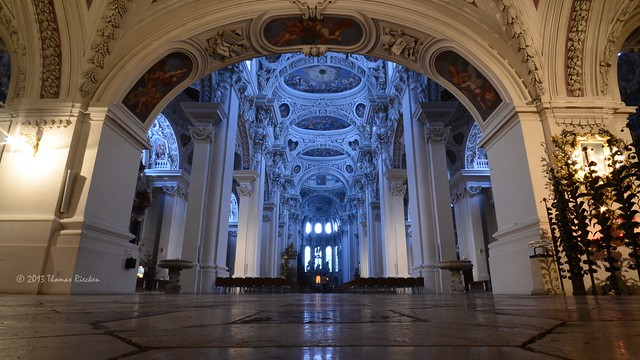 Some of the largest church buildings in the world