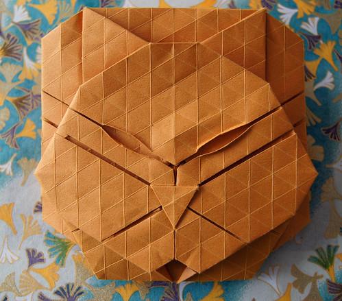 Origami Catface (Melina Hermsen)