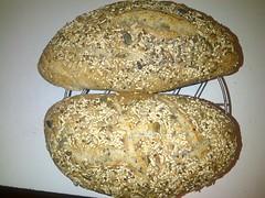 Pan en rejilla