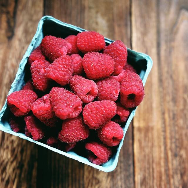 Tarte Framboises Raspberry Tartlets