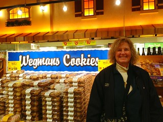 She's a Wegmans cookie, all right!