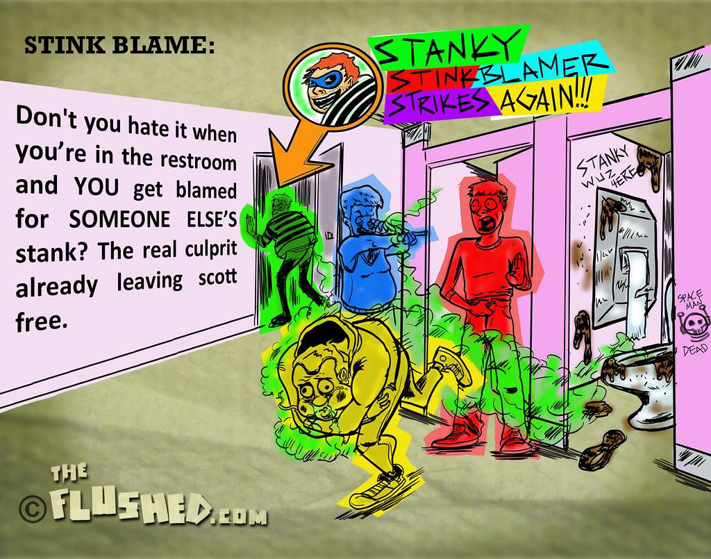 Stink Blame
