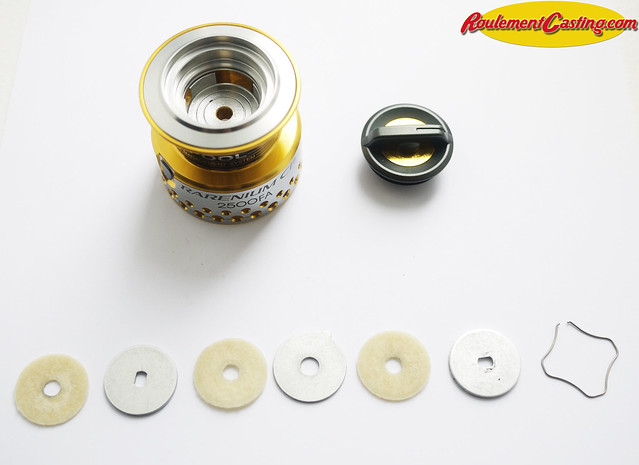 Shimano Rarerium 2500 Ci4 Carbontex #3