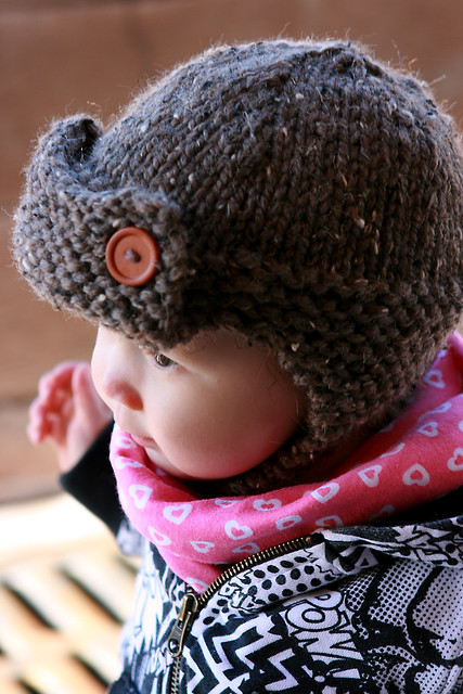 Knitting Pattern For Baby Aviator Hat : 301 Moved Permanently