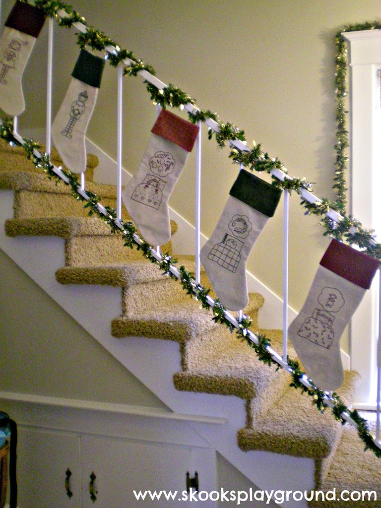 Stockings Hung