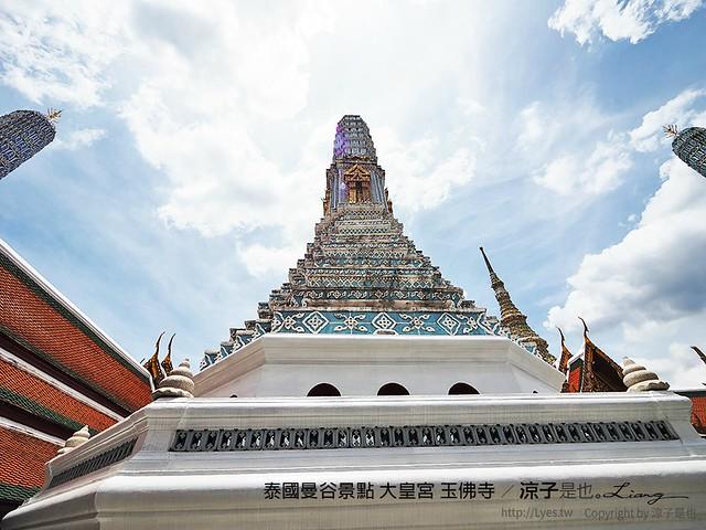 泰國曼谷景點 大皇宮 玉佛寺 1