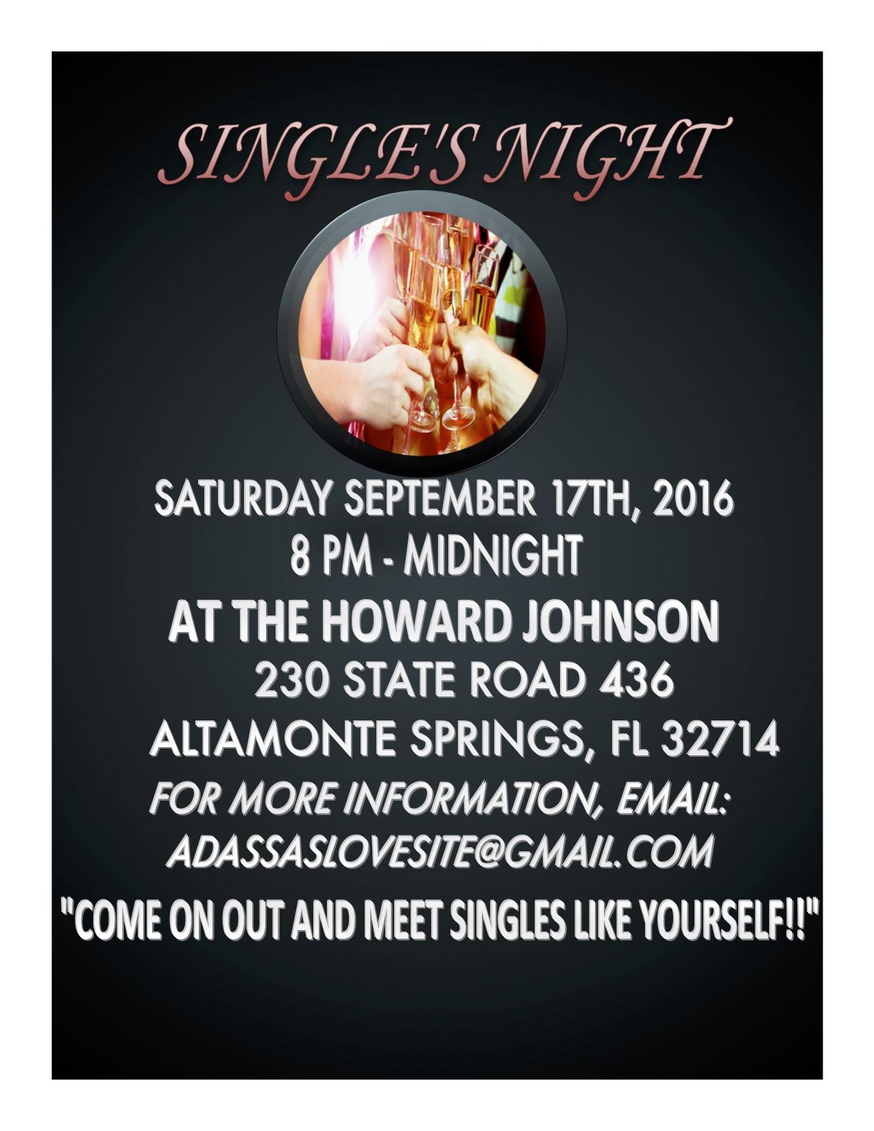 Single's Night