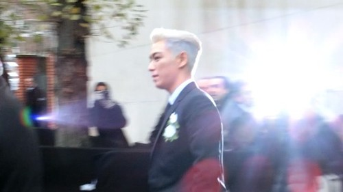 TOP - Dior Homme Fashion Show - 23jan2016 - octariayang - 02