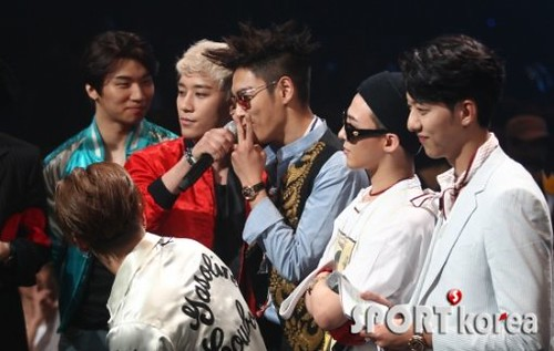 Big Bang - Mnet M!Countdown - 07may2015 - Sports Donga - 15