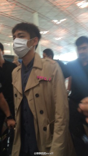 Big Bang - Beijing Airport - 07jun2015 - 酥酥脆脆veratop - 01