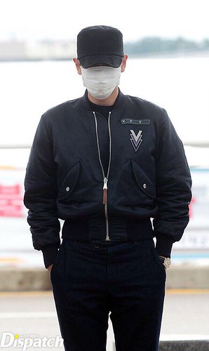 Big Bang - Incheon Airport - 26jun2015 - Dispatch - 07