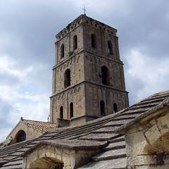 Arles, France - Saint Trophimus
